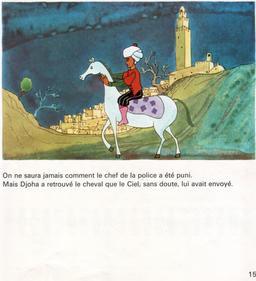 Le cheval de Djoha - 15. Source : http://data.abuledu.org/URI/561df0c4-le-cheval-de-djoha-15