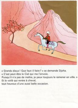 Le cheval de Djoha - 6. Source : http://data.abuledu.org/URI/561deb26-le-cheval-de-djoha-6