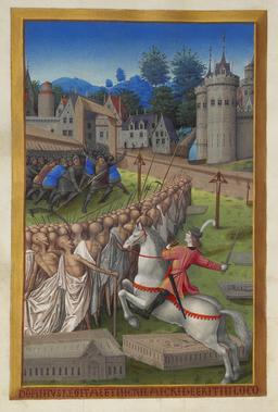 Le chevalier de la Mort. Source : http://data.abuledu.org/URI/531c4afe-le-chevalier-de-la-mort