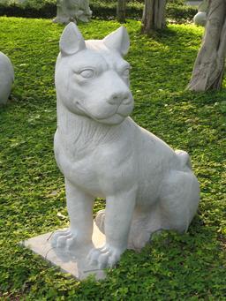 Le chien du zodiaque chinois. Source : http://data.abuledu.org/URI/535aedf2-le-chien-du-zodiaque-chinois