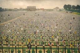 Le Cimetière militaire de Châlons en 1917. Source : http://data.abuledu.org/URI/535ed971-le-cimetiere-militaire-de-chalons-en-1917