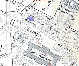 Le Cirque d'été aux Champs-Élysées. Source : http://data.abuledu.org/URI/514eb38f-le-cirque-d-ete-aux-champs-elysees