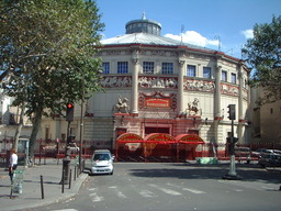 Le cirque d'hiver à Paris. Source : http://data.abuledu.org/URI/5022f541-le-cirque-d-hiver-a-paris