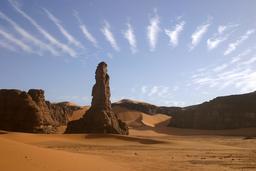 Le cirque de Tadrart en Algérie. Source : http://data.abuledu.org/URI/52d0698f-le-cirque-de-tadrart-en-algerie