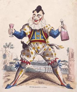 Le clown anglais Joey. Source : http://data.abuledu.org/URI/51c1b57a-le-clown-anglais-joey
