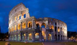 Le Colisée à Rome. Source : http://data.abuledu.org/URI/54da8274-le-colisee-a-rome