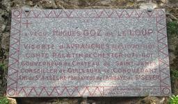 Le comte d'Avranches. Source : http://data.abuledu.org/URI/56c8e864-le-comte-d-avranches