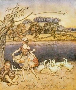 Le conte de Guenillon et du joueur de flûte. Source : http://data.abuledu.org/URI/50e4b5e0-le-conte-de-guenillon-et-du-joueur-de-flute