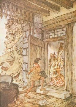 Le conte de Jacques, tueur de géant. Source : http://data.abuledu.org/URI/50e4b730-le-conte-de-jacques-et-le-geant