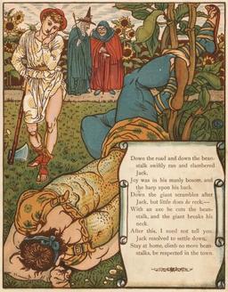 Le conte de Jacques et le haricot magique. Source : http://data.abuledu.org/URI/507de193-le-conte-de-jacques-et-le-haricot-magique