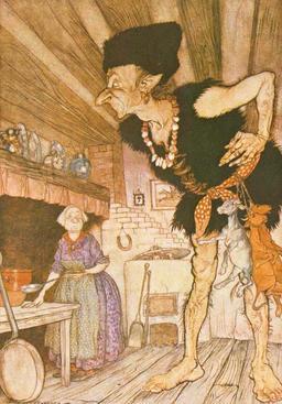 Le conte de Jacques et le haricot magique. Source : http://data.abuledu.org/URI/50e4bfe5-le-conte-de-jacques-et-le-haricot-magique