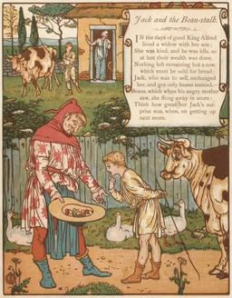 Le conte de Jacques et son haricot magique. Source : http://data.abuledu.org/URI/507ddeaa-le-conte-de-jacques-et-son-haricot-magique