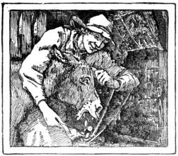 Le conte de l'âne, de la table et du bâton. Source : http://data.abuledu.org/URI/50818bfd-le-conte-de-l-ane-de-la-table-et-du-baton