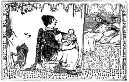 Le conte de la pommade magique. Source : http://data.abuledu.org/URI/507a8a97-le-conte-de-la-pommade-magique