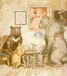 Le conte des trois ours. Source : http://data.abuledu.org/URI/50e4aee0-le-conte-des-trois-ours