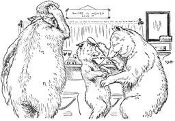 Le conte des trois ours en 1900, p. 06. Source : http://data.abuledu.org/URI/53486f5b-le-conte-des-trois-ours-en-1900-p-06