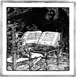 Le conte du maître et de son élève. Source : http://data.abuledu.org/URI/507df002-le-conte-du-maitre-et-de-son-eleve