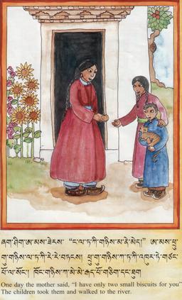 Le conte du pot magique de thukpa - 09. Source : http://data.abuledu.org/URI/54eb381c-le-conte-du-pot-magique-de-thukpa-09