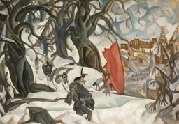 Le conte russe de la jeune fille des neiges. Source : http://data.abuledu.org/URI/528d4e6b-le-conte-russe-de-la-jeune-fille-des-neiges