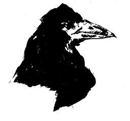 Le Corbeau de Poe. Source : http://data.abuledu.org/URI/521a80df-le-corbeau-de-poe