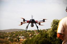 Le drone Onyxstar. Source : http://data.abuledu.org/URI/58d1ce0a-le-drone-onyxstar