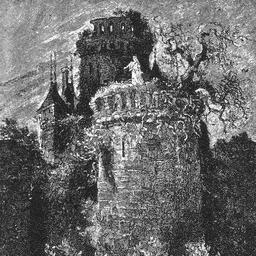 Le fantôme de la Dame Blanche. Source : http://data.abuledu.org/URI/53441bdd-le-fantome-de-la-dame-blanche