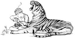 Le fils du Rajah et la princesse Labam. Source : http://data.abuledu.org/URI/50976eb3-le-fils-du-raja-et-la-princesse-labam