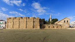 Le fort de Larnaca. Source : http://data.abuledu.org/URI/58cdf7ce-le-fort-de-larnaca