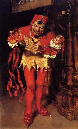 Le fou du roi. Source : http://data.abuledu.org/URI/51c1d953-le-fou-du-roi