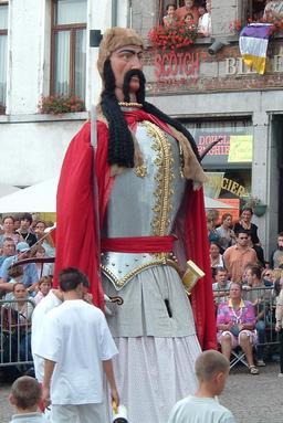 Le géant Ambiorix. Source : http://data.abuledu.org/URI/51dc3042-le-geant-ambiorix