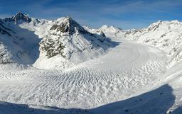Le Glacier d'Aletsch. Source : http://data.abuledu.org/URI/501e3ea2-le-glacier-d-aletsch