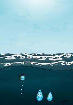 Le grand voyage de Goutte d'eau - 09. Source : http://data.abuledu.org/URI/58027026-le-grand-voyage-de-goutte-d-eau-09
