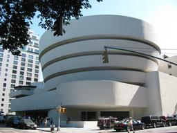 Le Guggenheim à New York. Source : http://data.abuledu.org/URI/5859792b-le-guggenheim-a-new-york