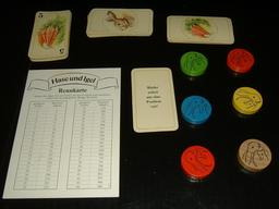 Le jeu du lièvre et de la tortue. Source : http://data.abuledu.org/URI/50eabf63-le-jeu-du-lievre-et-de-la-tortue
