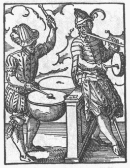 Le joueur de tambour. Source : http://data.abuledu.org/URI/47f58182-le-joueur-de-tambour