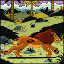 Le lapin timide 13. Source : http://data.abuledu.org/URI/5231e87f-le-lapin-timide-13