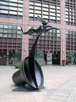 Le lièvre bondissant. Source : http://data.abuledu.org/URI/535b6893-le-lievre-bondissant