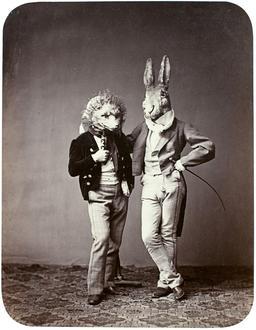 Le lièvre et le hérisson. Source : http://data.abuledu.org/URI/513bb6c8-le-lievre-et-le-herisson