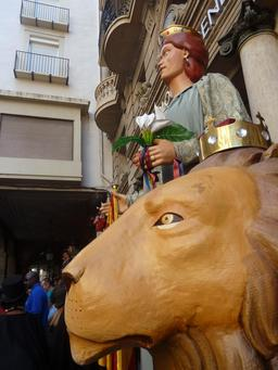 Le lion géant de LLeida. Source : http://data.abuledu.org/URI/51a86f99-le-lion-geant-de-lleida