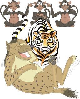 Le livre des animaux. Source : http://data.abuledu.org/URI/548b6cd9-le-livre-des-animaux