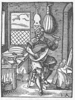 Le luthier. Source : http://data.abuledu.org/URI/47f581ef-le-luthier