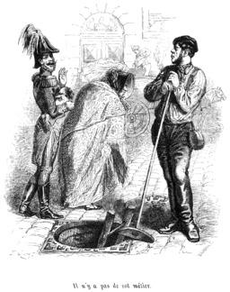 Le maréchal et l'ouvrier. Source : http://data.abuledu.org/URI/534f8914-le-marechal-et-l-ouvrier