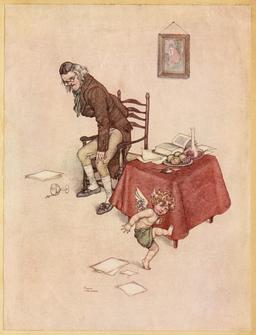 Le méchant garçon d'Andersen. Source : http://data.abuledu.org/URI/54af10be-le-mechant-garcon-d-andersen
