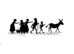 Le meunier, son fils et l'âne. Source : http://data.abuledu.org/URI/47f273de-le-meunier-son-fils-et-l-ne