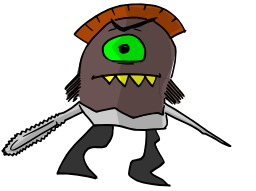 Le monstre de Julien. Source : http://data.abuledu.org/URI/52a21162-le-monstre-de-julien