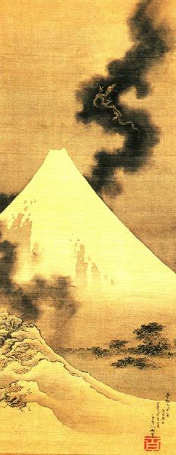 Le Mont Fuji. Source : http://data.abuledu.org/URI/47f52c62-le-mont-fuji
