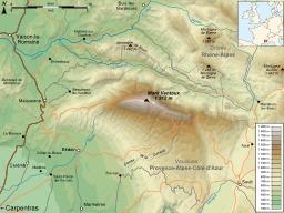 Le Mont-Ventoux. Source : http://data.abuledu.org/URI/51d0978e-le-mont-ventoux