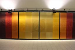 Le mur de la paix à Montréal. Source : http://data.abuledu.org/URI/59780f2b-le-mur-de-la-paix-a-montreal-
