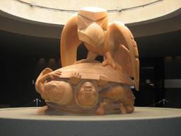 Le mythe indien du corbeau. Source : http://data.abuledu.org/URI/521a92ae-le-mythe-indien-du-corbeau