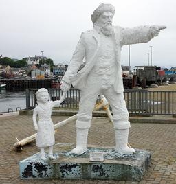Le pêcheur et l'enfant. Source : http://data.abuledu.org/URI/58753761-le-pecheur-et-l-enfant